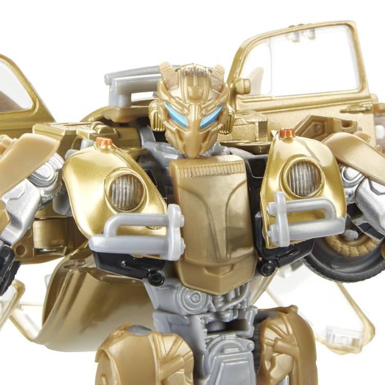 變形金剛世代系列HASCON限定品 大黃蜂 金龜車,官方圖片。