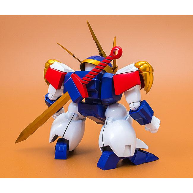 PLAMAX MS-02 龍神丸 組裝模型,官方圖片。