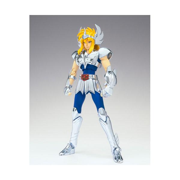 聖鬥士星矢 聖衣神話 白鳥座 初期青銅聖衣 冰河,官方圖片。
