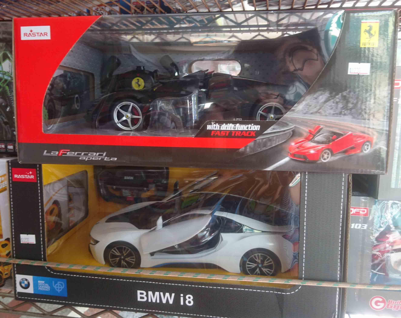 遙控車類商品,益祥模型玩具實拍照片。