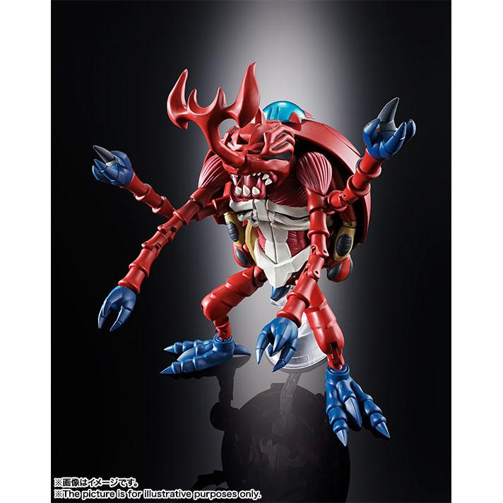 超進化魂 數碼寶貝06  超比多獸 官方圖片。