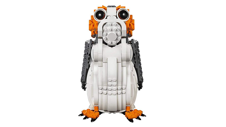 LEGO 樂高 75230 星際大戰系列 最後的絕地武士 Porg 波波,官方圖片。