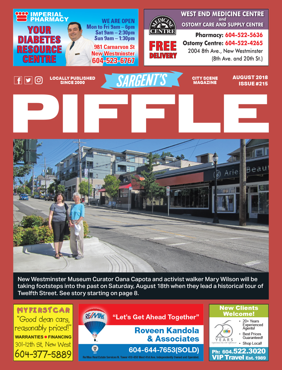 Piffle Cover 2018-08