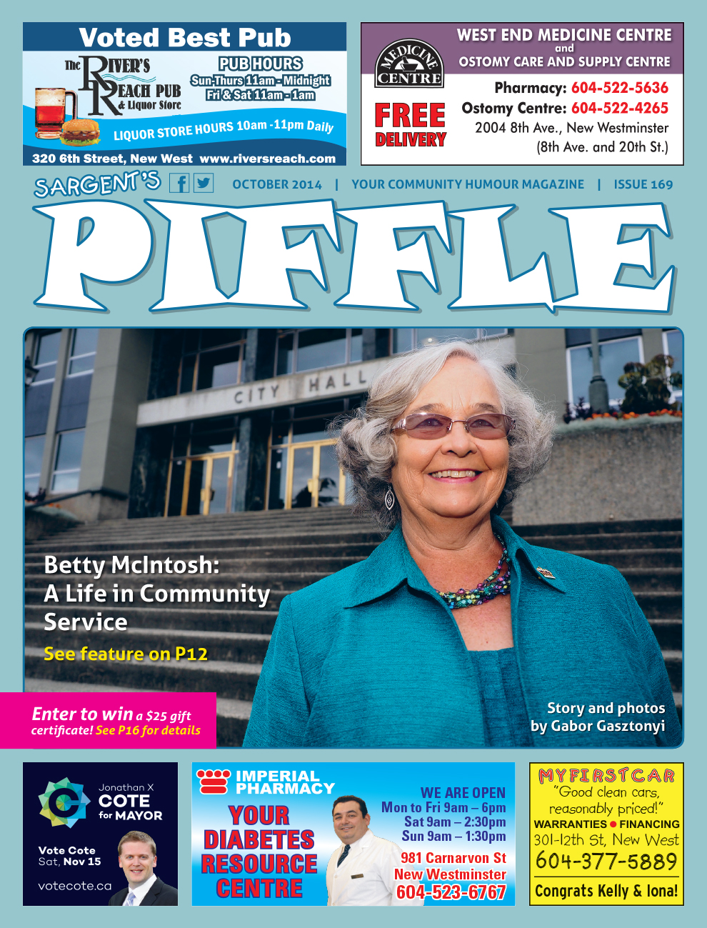 Piffle Cover 2014-10