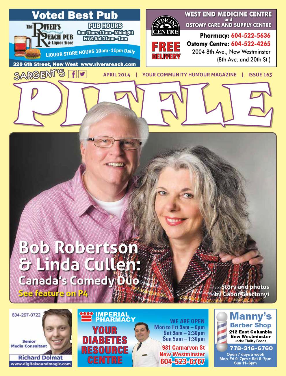Piffle Cover 2014-04