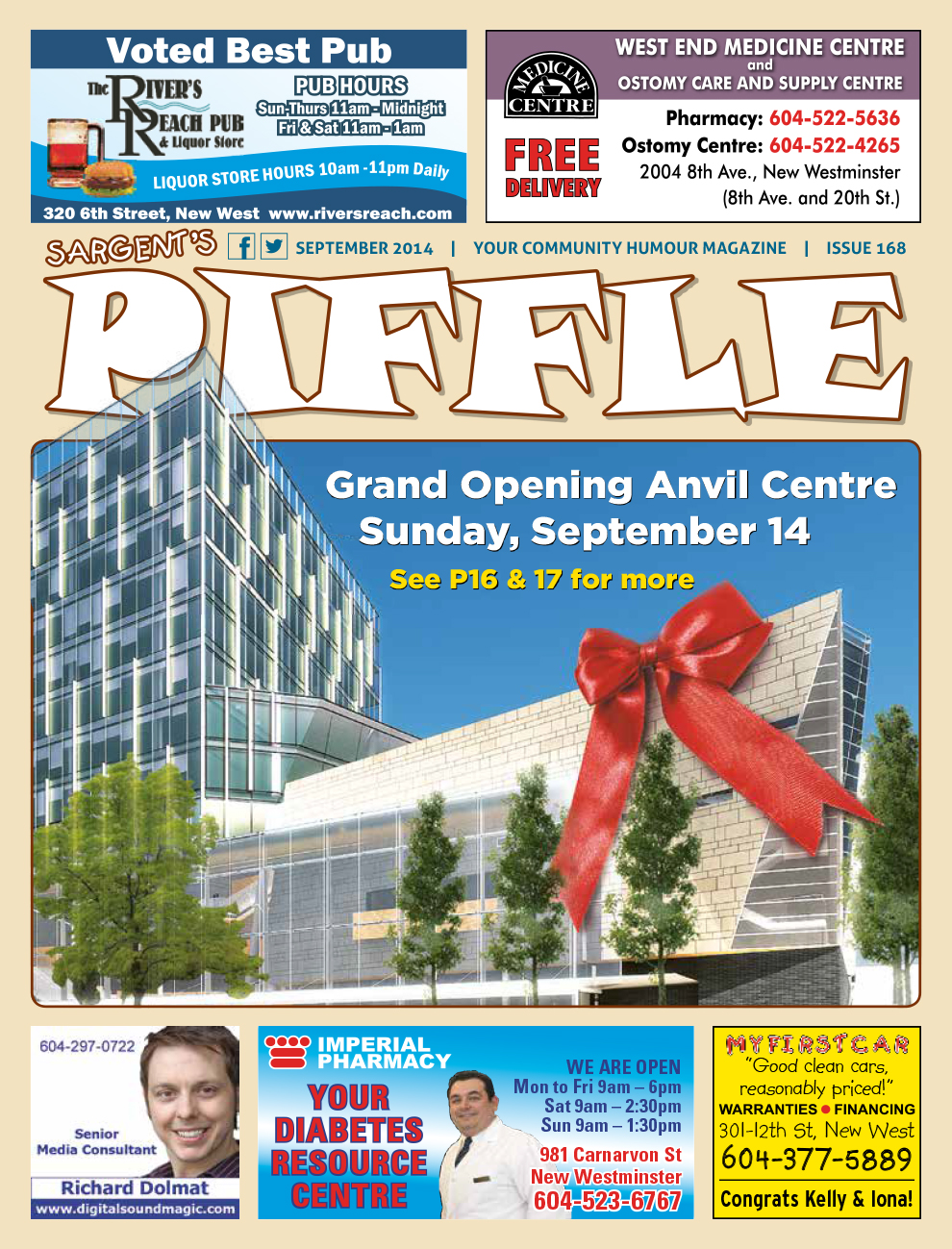 Piffle Cover 2014-09