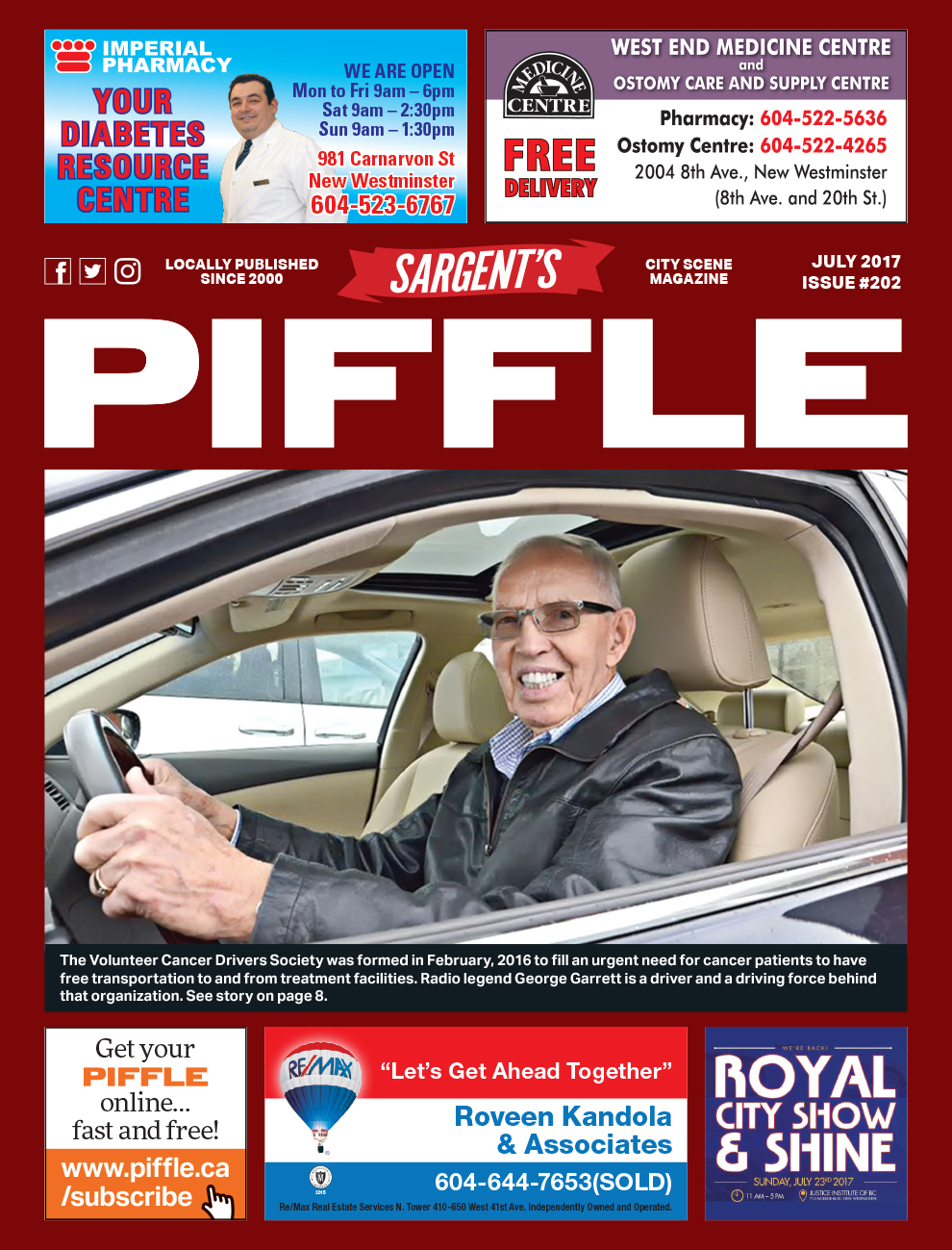 Piffle Cover 2017-07